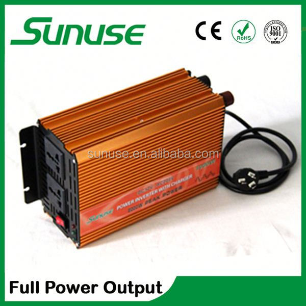 High quality UPS 96v pure sine wave inverter with charger and ups 1000w 6000va home USP car USP