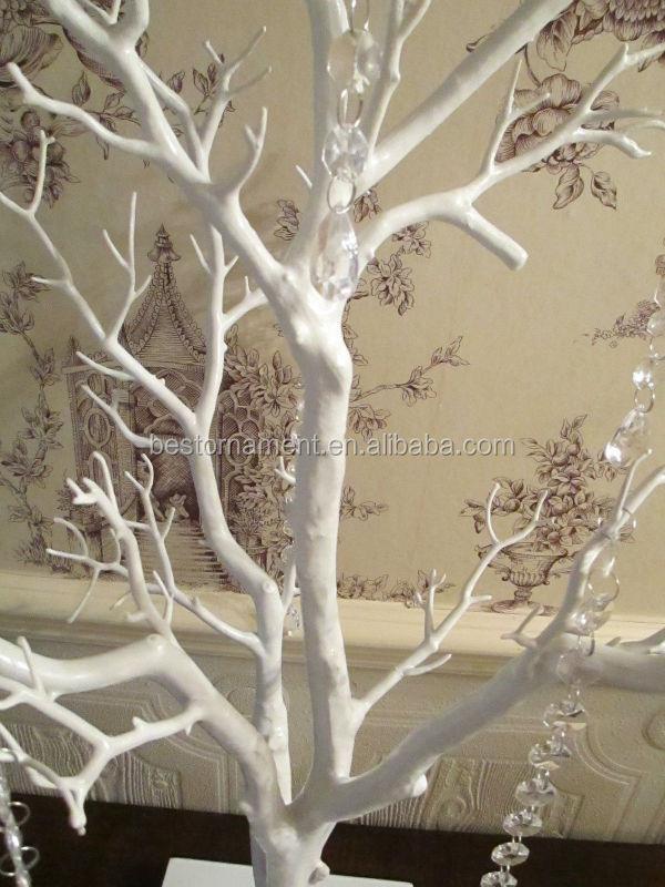 Manzanita blanco boda wishing tree buy artificial rbol - Ramas de arbol para decoracion ...