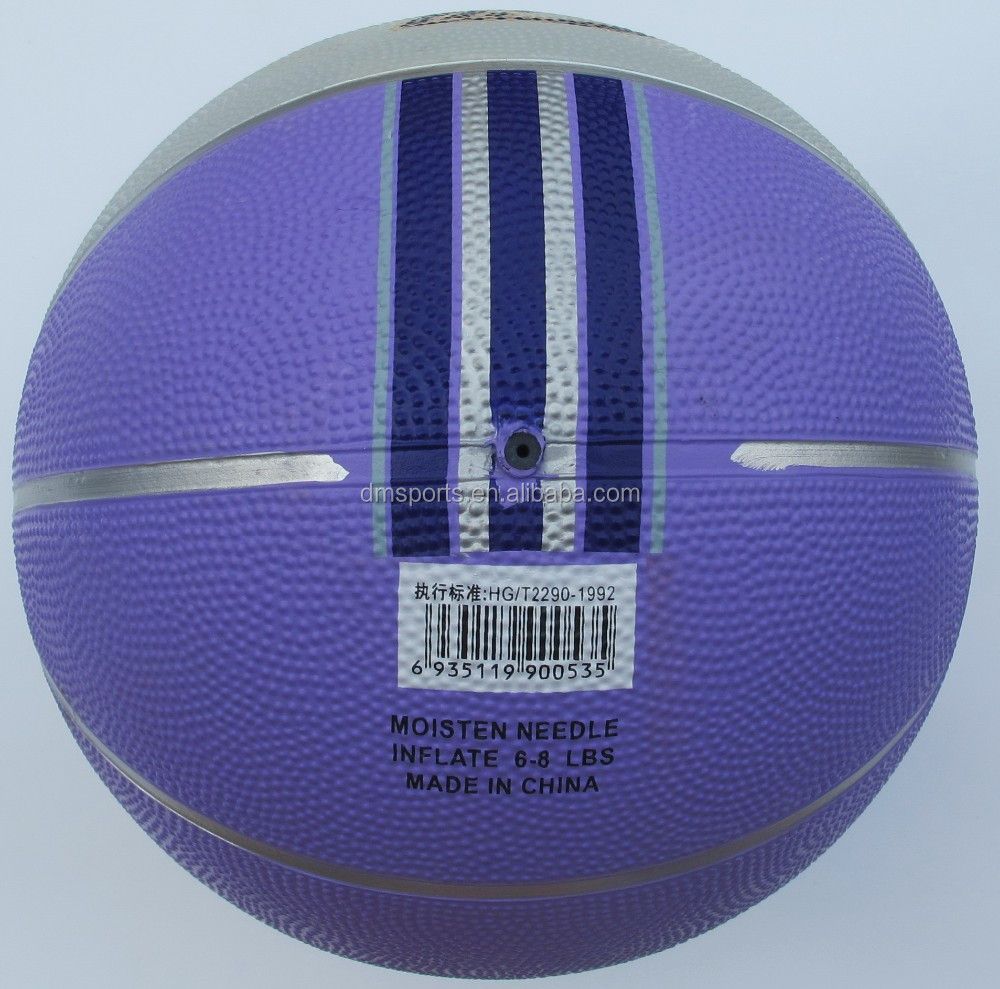 Xidsen,Qianxi Rubber Brown Basketball size 5