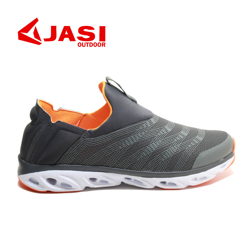 2018 Light weight soft EVA Summer Breathable men mesh shoes
