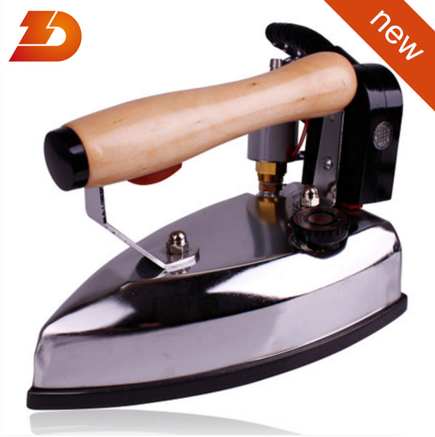 Low price laundry commercial gas iron for clothes