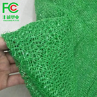 80% shade rate green color sun shade net for greenhouse agriculture new HDPE export to South Africa