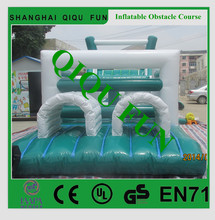 Customized High Quality Adult Inflatable Obstacle Course Sports Inflatable Games