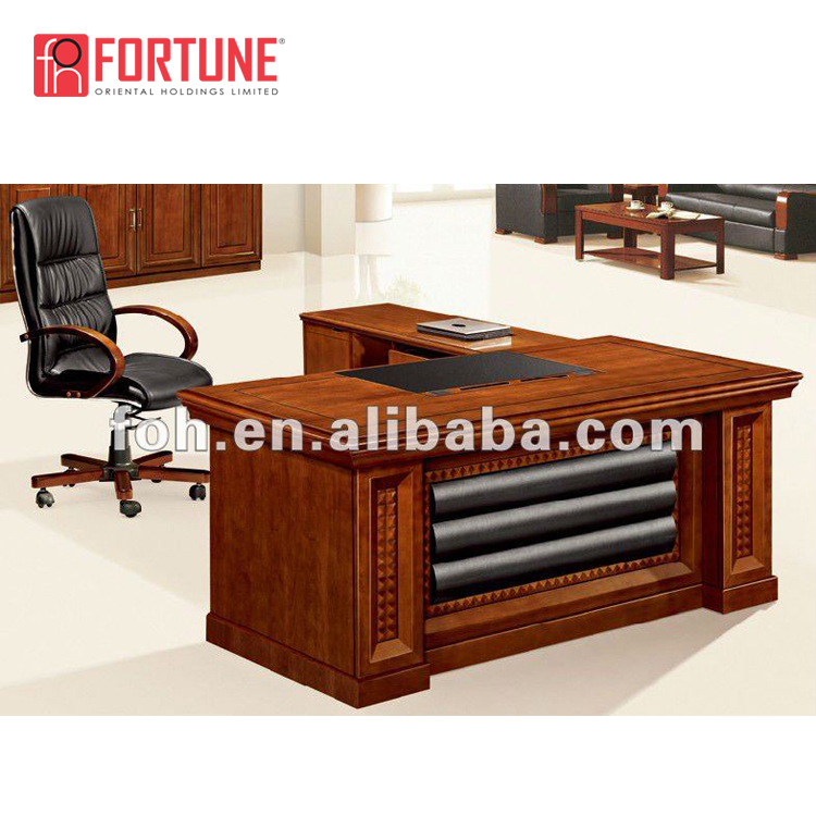 National Office Furniture Traditional Executive Desk 72\