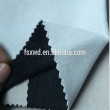 Auto Fabric Floral Flock Printing Fabric For Solf
