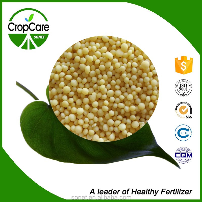 Low Price High Tower Granular Compound Fertilizer NPK 15-5-20 22-15-5 20-20-20 +te+s Fertilizer