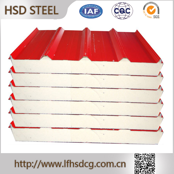 Gold Supplier China Steel Sheets,Structural Concrete Insulated ...