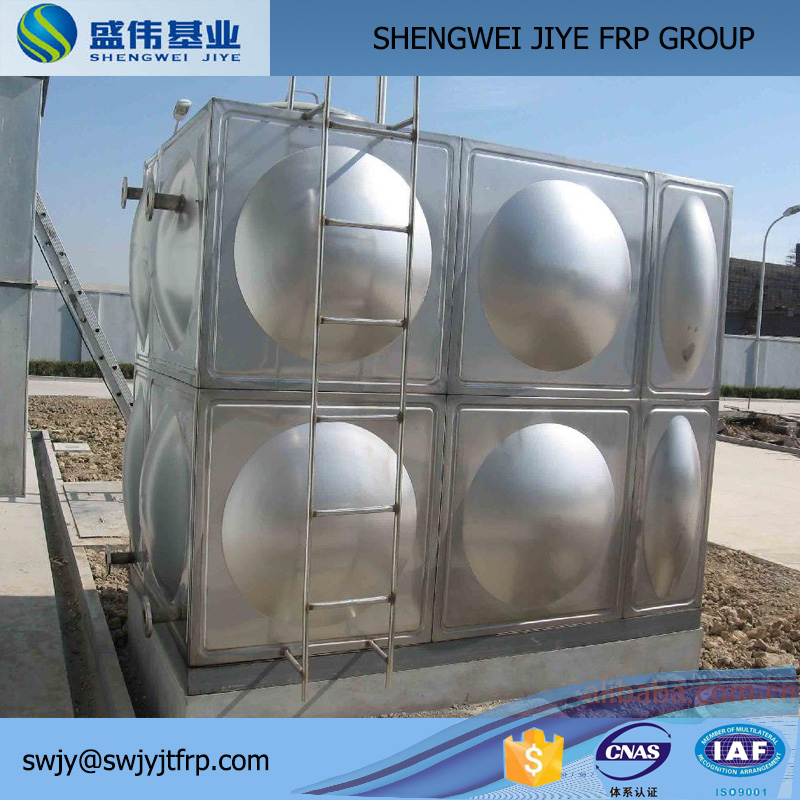 Alibaba Assurance! 316 / 304 Stainless Steel Square Hot Water Tank Price