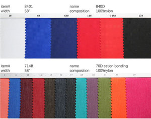 shengze 40 denier nylon tricot fabric for importer