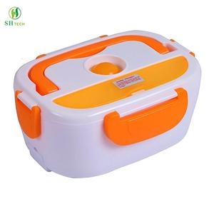 Thermos lunch box , Mini electric heating lunch box , Thermal stainless steel lunch box