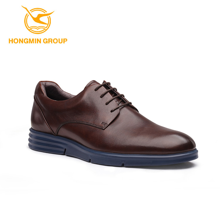 China High Quality Oxford Mens Dress Shoes Wholesale Retro Style Lace Up Business Shoes Casual Sports Shoes With Straps For Man Buy Business