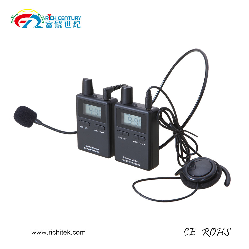 Latest Professional High Power E-Guide in ear stage monitor system