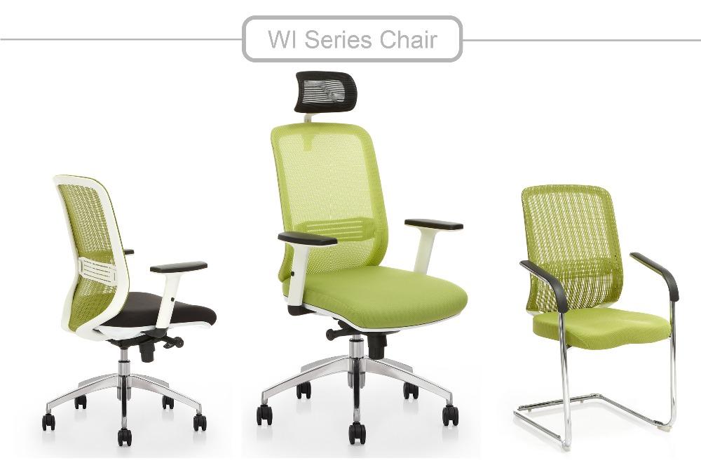 Respaldo alto verde ergon mico trabajo de oficina en casa for Escritorio ergonomico