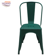 Modern high quality leisure fashionable metal dining Xavier chair