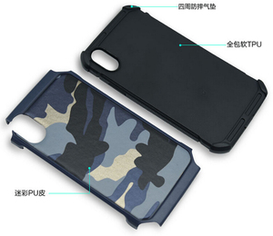 XOWO Latest trend shockproof case for many models mobile cell phone