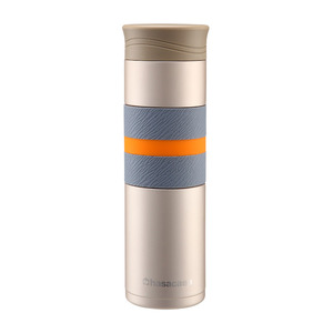 Newly designed double wall vacuum insulated eco friendly stainless steel insulated sport water bottle