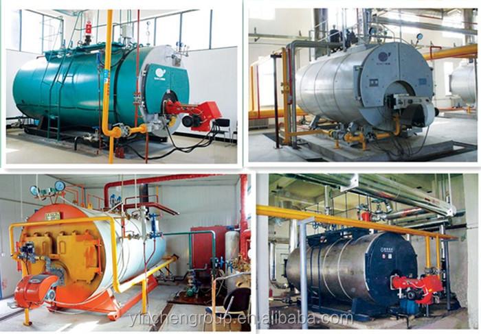 China Supplier Horizontal Oil/gas-burning Boiler Manufacturing ...