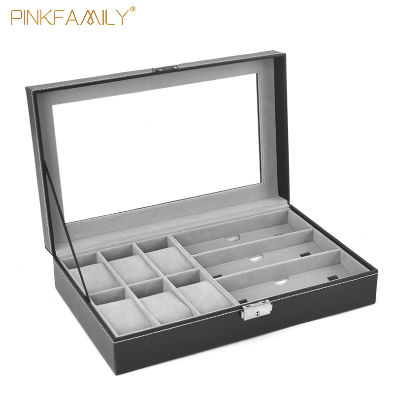 Eyewear storage box glasses case custom print