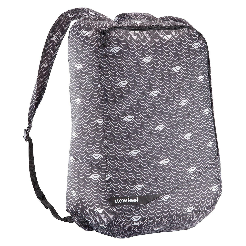 3595383f0f Get Quotations · NEWFEEL Pocket Foldable Backpack Lightweight (2 oz.) 14L  Several Colors