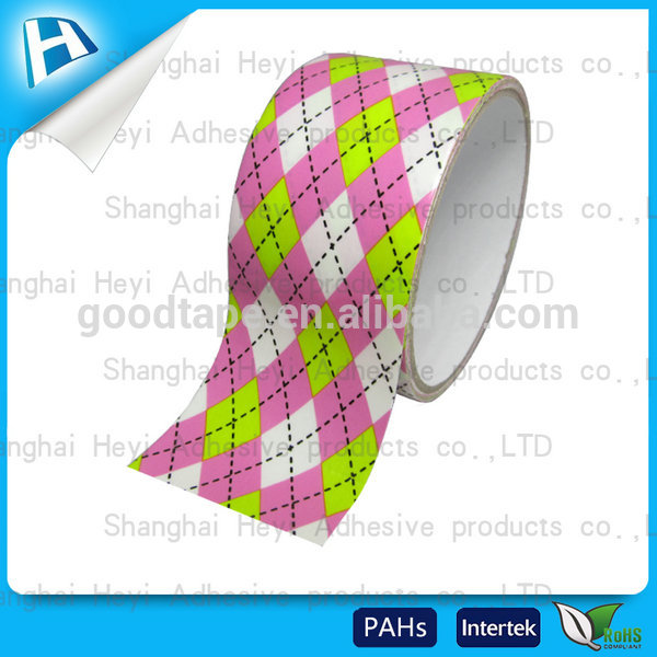 cheap custom waterproof high quality colorful free sample duct tape with new design