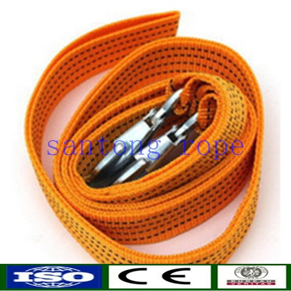 Purple Nylon Tow Rope 18