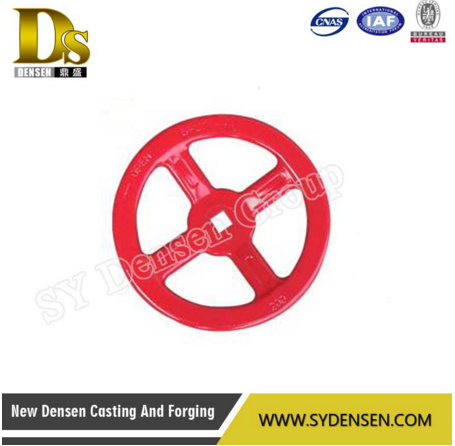China produces high quality customlized OEM stamping handwheel for valve with good quality