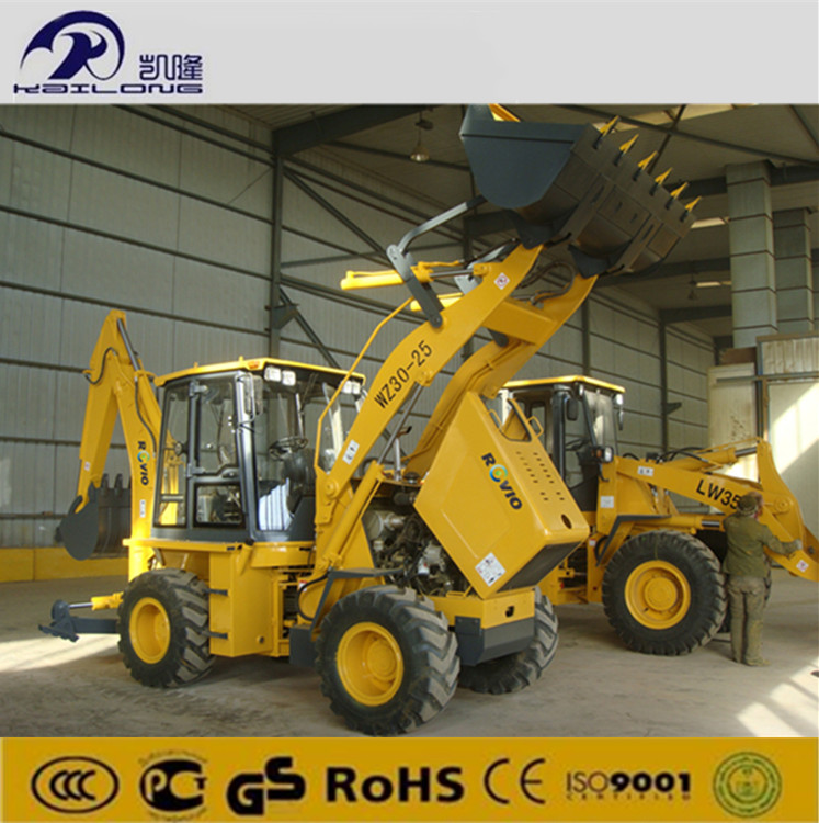 WZ30-25 2.5 ton backhoe loader and backhoe price WZ30-25 retroexcavadora