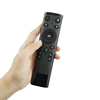 Universal Q5 Bluetooth 2.4g Wireless Air Flying Mouse Voice Control Input TV Remote Control For Smart TV Box