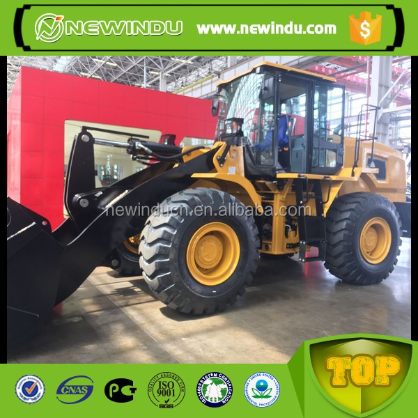 Sany 956 model 5 ton front end loader wheel loader for sale