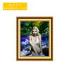 Funny glasses-free 3D bathroom wall art naked hot sex nature adult decrotive picture light box