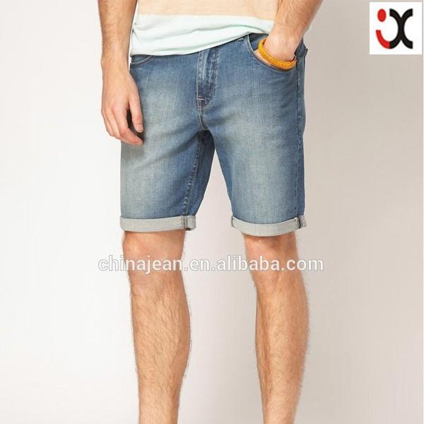 Très 2015 Fashion Man Wash Short Jeans Denim Jean Shorts(jxw508) - Buy  ZZ07