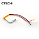 CTECHi Li-polymer battery 3.7v 052030 lithium ion battery for wireless