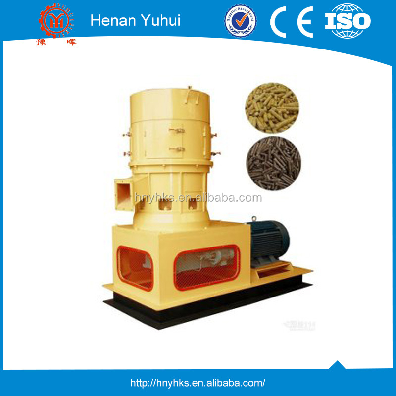 Cat litter machinery/ flat die pellet machine in granulators