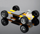DIY Kit Assemble Solar Powered Toy Car