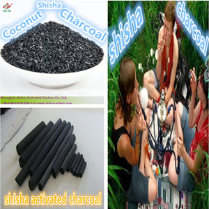 Star shisha charcoal Activated carbon