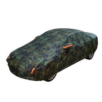 Durable waterproof oxford camouflage/camo car/auto cover,Camo car cover