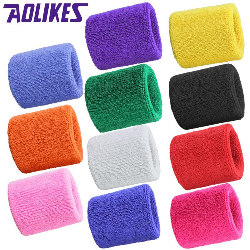 Sports Towel Sweat: High Elastic Breathable Colorful Sports Towel Wrist