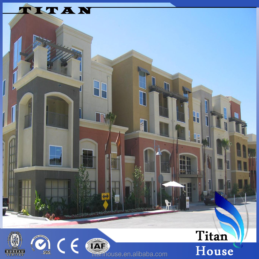 Foam Cement Prefab Houses of High Quality