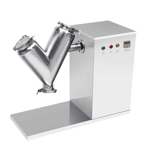 V-5 small 5L V Type Powder Blender Powder Mixer Mixing Blending Machine