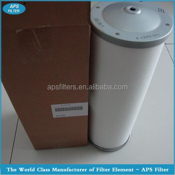 Kobelco Air Oil Separator P-ce03-577 For Screw Air Compressor ...