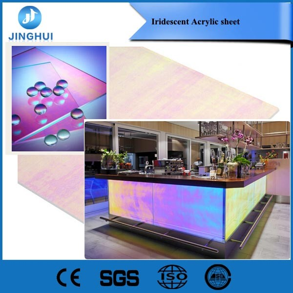 Iridescent Reflecting Acrylic Sheet Pmma Material Plastic Sheets ...