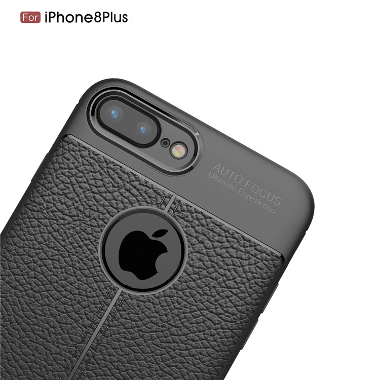 Bestseller mobile phone TPU Cover for iPhone 8,Leather Pattern Case For iPhone 8 8 Plus