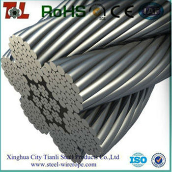 Stainless Steel Wire Rope,Crane Rope,32mm 6x36 Ws Iwrc - Buy ...