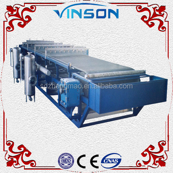 Dewatering Equipment view vacuum belt filter press