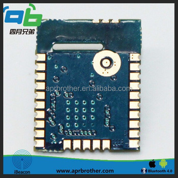 BLE bluetooth module for ios and android with UUID programmable for sports,  View BLE bluetooth module, Aprilbeacon Product Details from Beijing