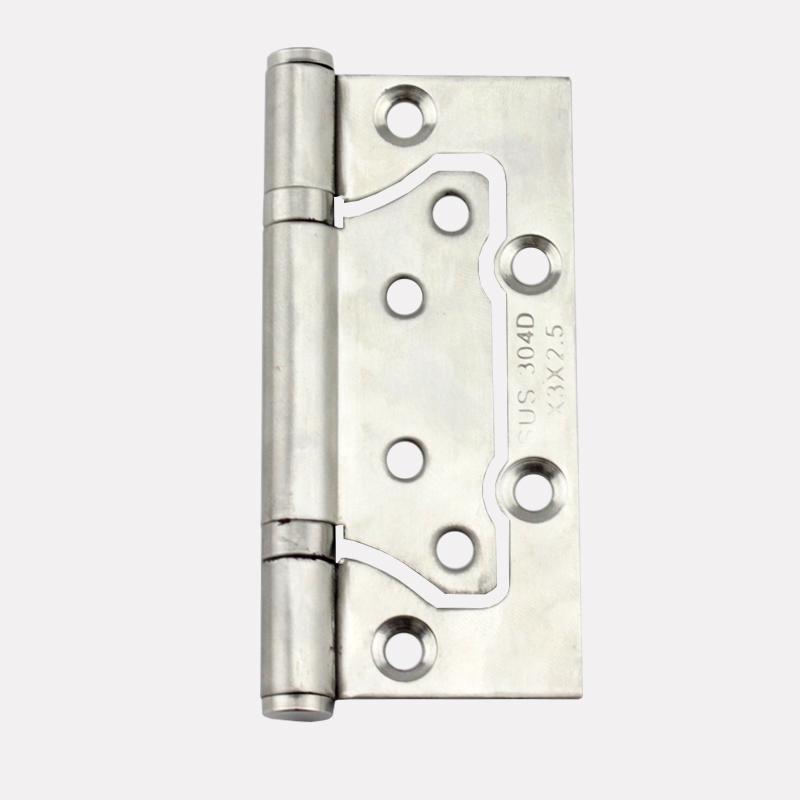 Merveilleux Stainless Steel Metal External Extended Door Hinges