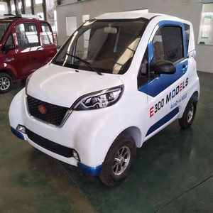 New energy fashionable electric car