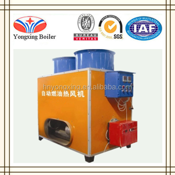 High Quality WRF Series Horizontal Type Coal Power Hot Air Generator Price