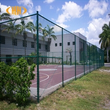 Online shopping china supplier chain link fence with chain link fence fitting malaysia