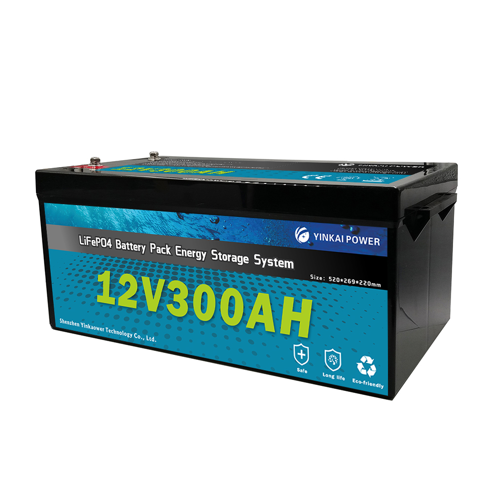 Auto elettrica/Golf Car/Carrelli Elevatori Battery Pack 48 V 300Ah agli ioni di Litio LiFePO4 Battery Storage Con BMS